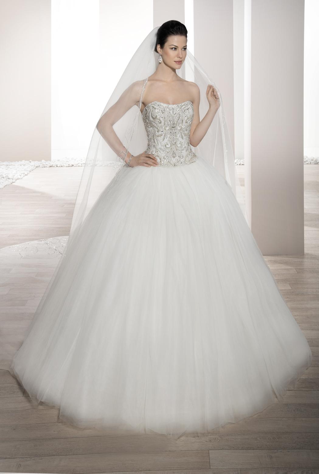 Prinsessen Ball Gown