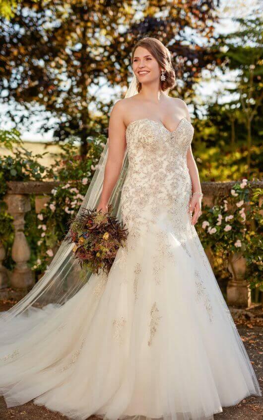 Trouwjurken Plus Size De Bruidsgalerie