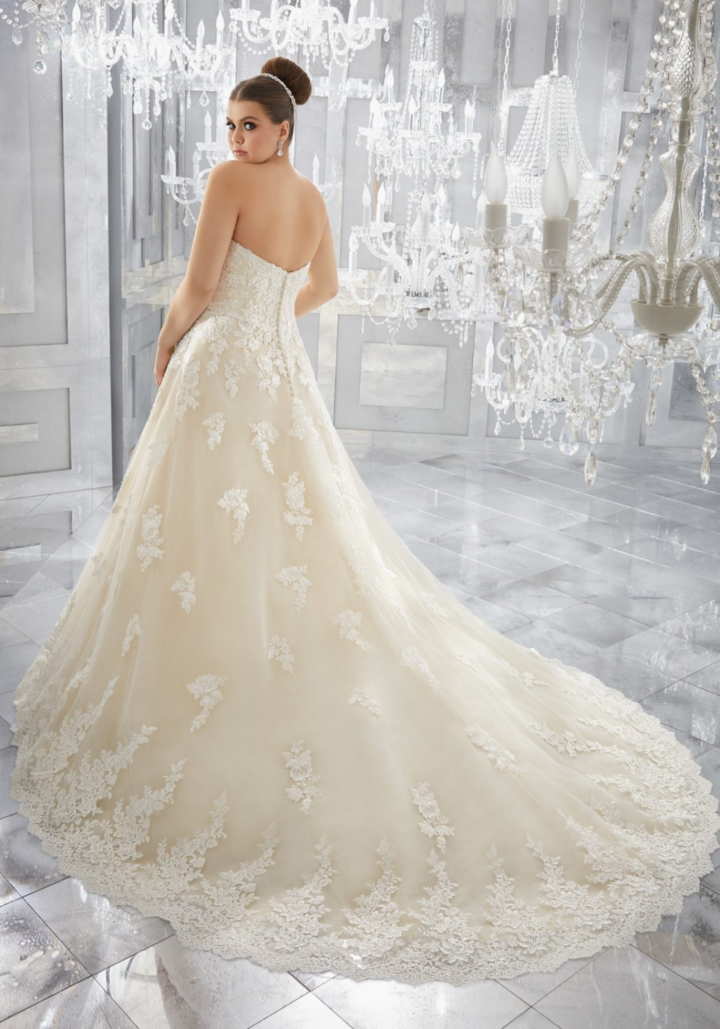 Mori Lee 3226 Julietta
